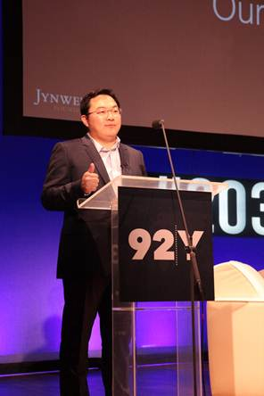 At the 2014 Mashable Social Good Summit in New York City, Jynwel Charitable Foundation Director Mr. Jho Low speaks of his belief that philanthropy should be approached both holistically and globally. He is inspired to develop even more disruptive ways to challenge the status quo and create a more open and sustainable world.
